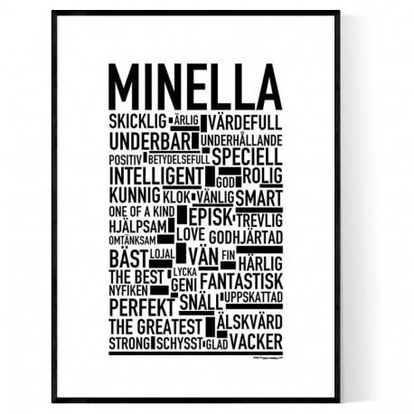 Minella Poster