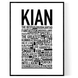 Kian Poster