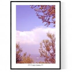 Garda Lake Summer Poster