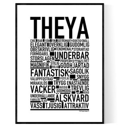 Theya Poster