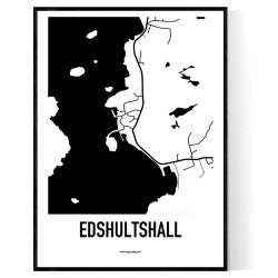 Edshultshall Karta
