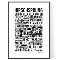 Hirschsprung Poster