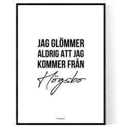 Från Högsbo