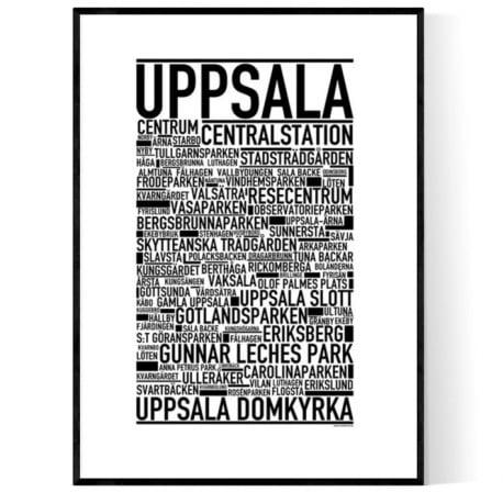 Uppsala Poster
