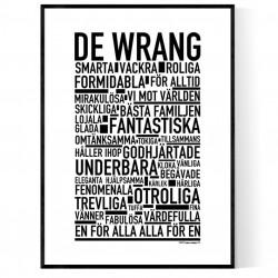 De Wang Poster
