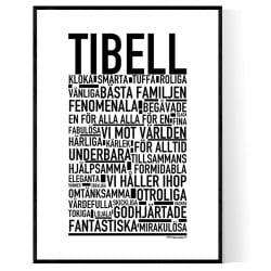 Tibell Poster