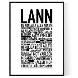 Lann Poster