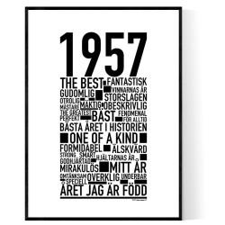 1957 Årtal