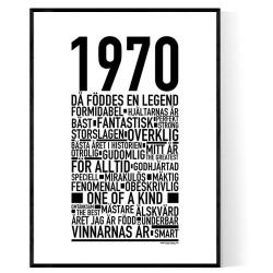 1970 Årtal