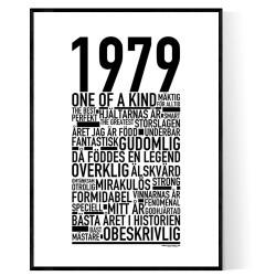 1979 Årtal