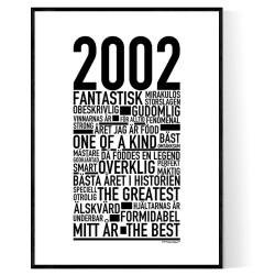 2002 Årtal