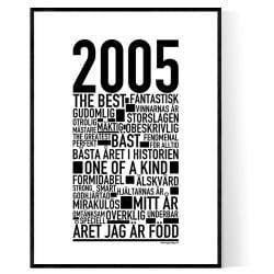 2005 Årtal