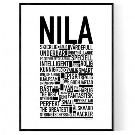 Nila Poster