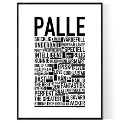 Palle Poster