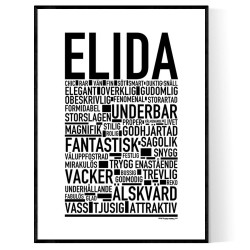 Elida Poster