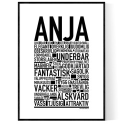 Anja Poster