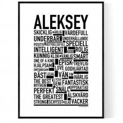 Aleksey Poster