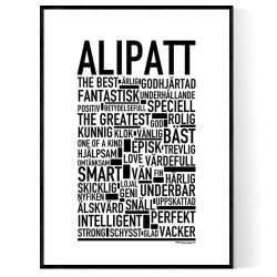 Alipatt Poster