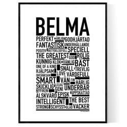 Belma Poster
