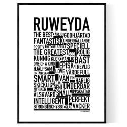 Ruweyda Poster