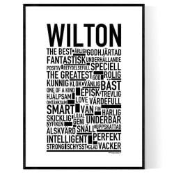 Wilton Poster
