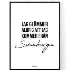 Från Svanberga