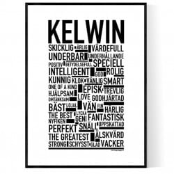 Kelwin Poster