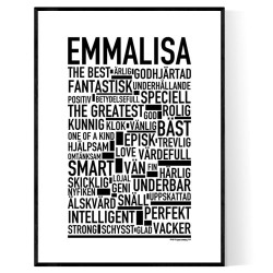 Emmalisa Poster