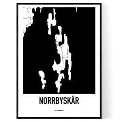Norrbyskär Karta