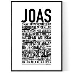 Joas Poster
