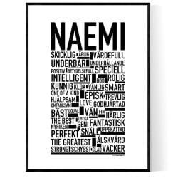 Naemi Poster