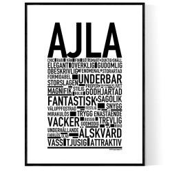 Ajla Poster