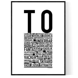 To Förnamn Poster