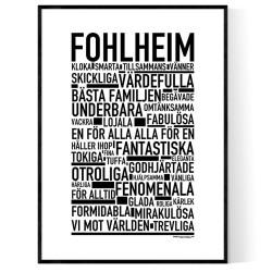Fohlheim Poster