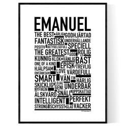 Emanuel Poster