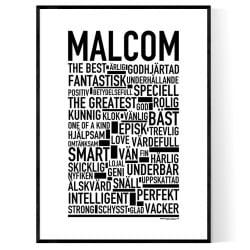 Malcom Poster
