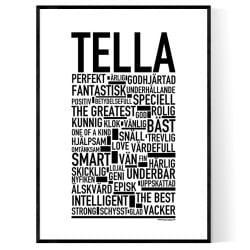 Tella Poster