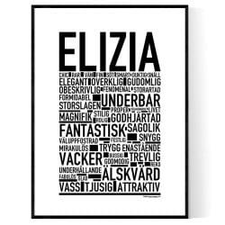Elizia Poster