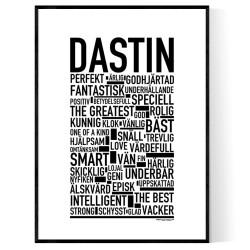 Dastin Poster