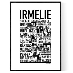 Irmelie Poster