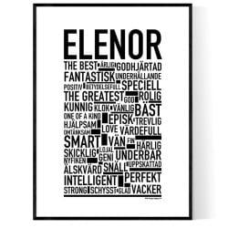 Elenor Poster