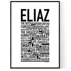 Eliaz Poster