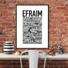Efraim Poster