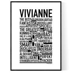 Vivianne Poster