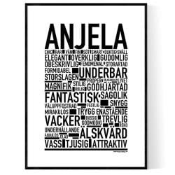 Anjela Poster