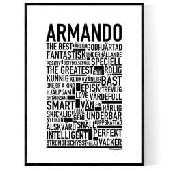 Armando Poster