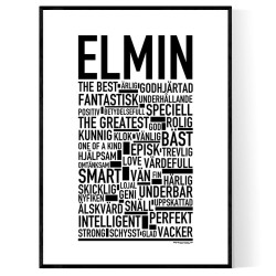 Elmin Poster