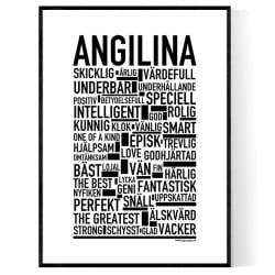 Angilina Poster