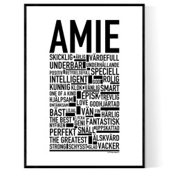 Amie Poster