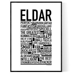 Eldar Poster